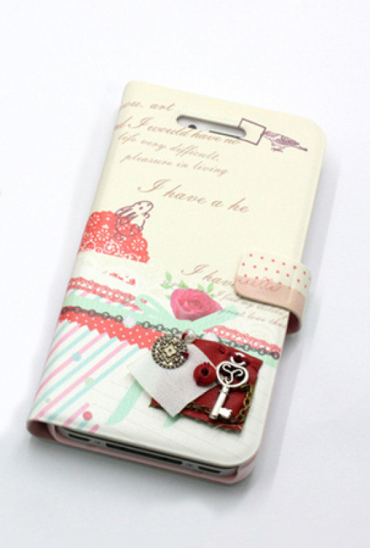 iPhone Case - Eclectic Artistry iPhone 5 Case in Diary Day