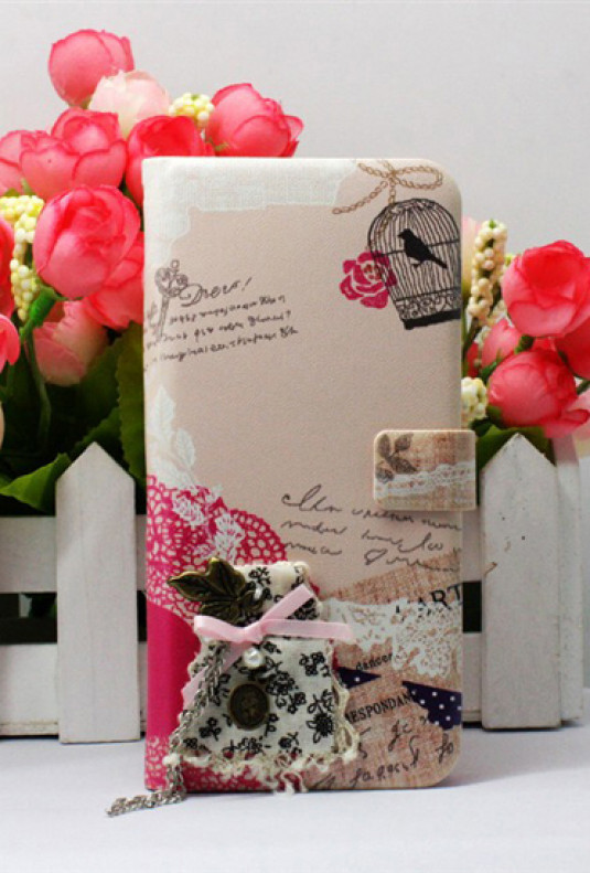 iPhone Case - Eclectic Artistry iPhone 5 Case in Scrapbook Memories