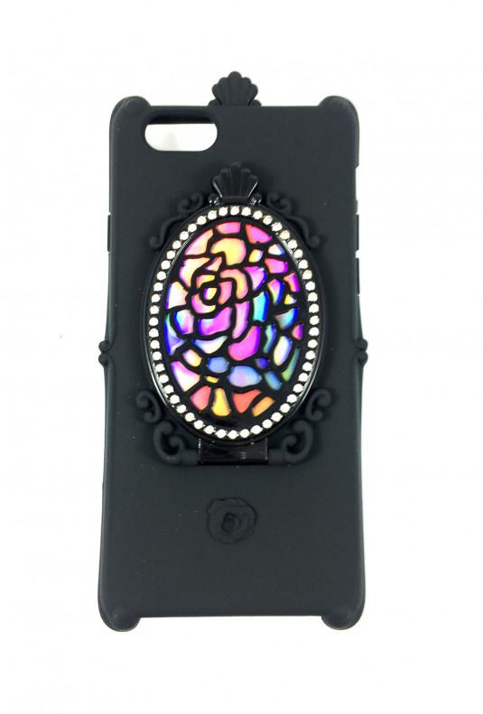 Magic Mirror iPhone 7 Case Black