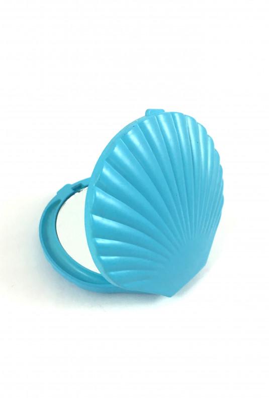 Compact Mirror Mermaid Vanity Seashell Compact Mirror In