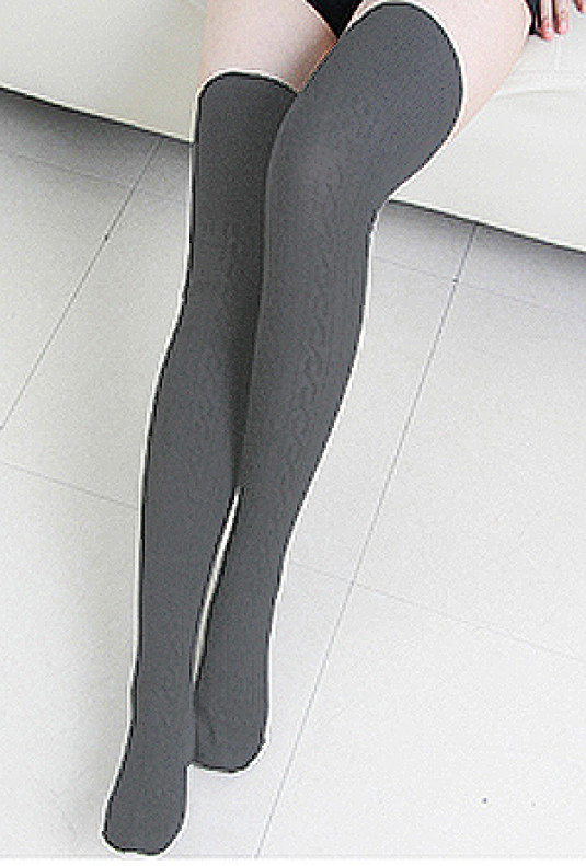 ray Thigh High Socks