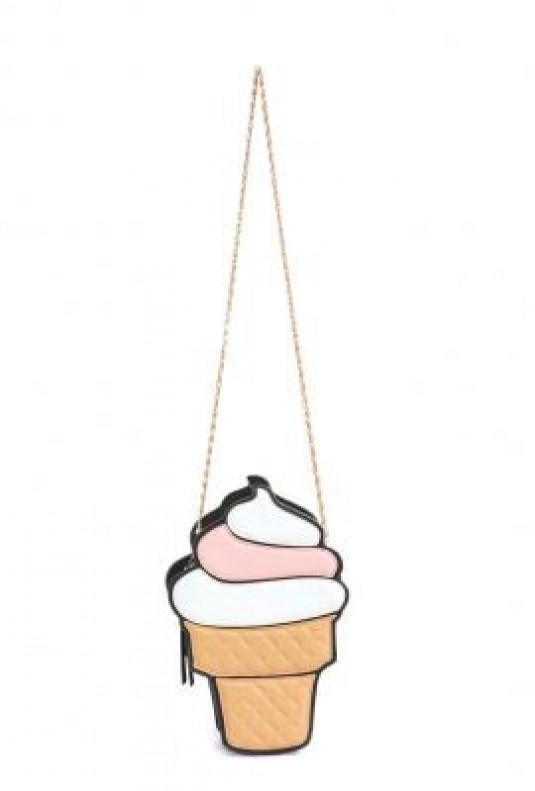 Ice Cream Crossbody Purse