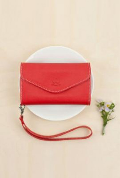 Rouge Wallet Wristlet