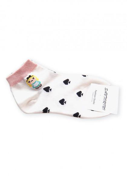 Alice in wonderland socks