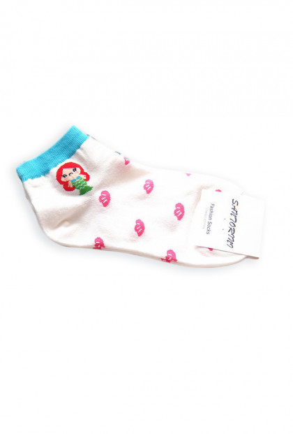 Ariel Kawaii Socks
