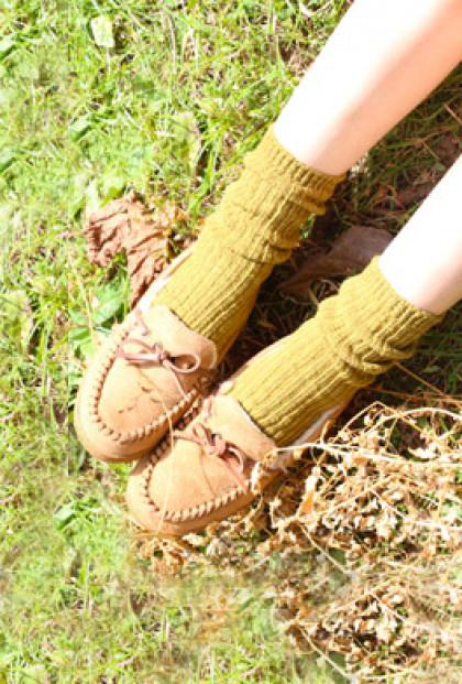 Day-by-Day-Chunky-Knit-Socks-mustard