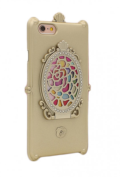 Gold Magic Mirror iPhone 6 Case