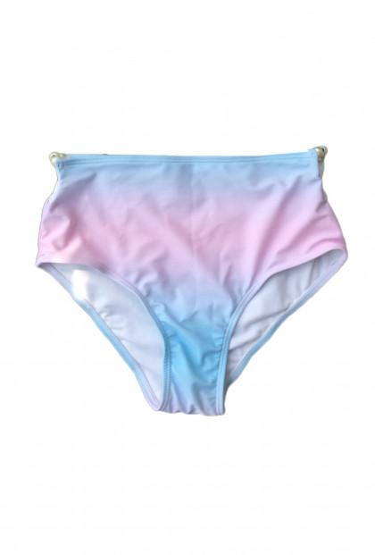 Mermaid Ombre Seashell Bikini Bottom