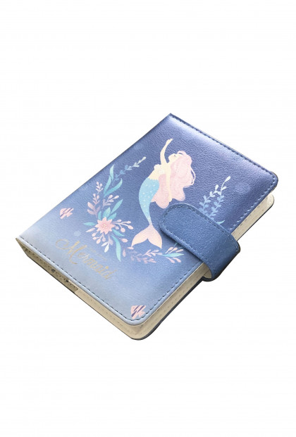 Mermaid Mini Planner