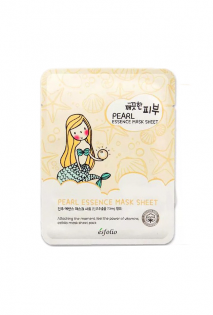 Mermaid Pearl Sheet Face Mask