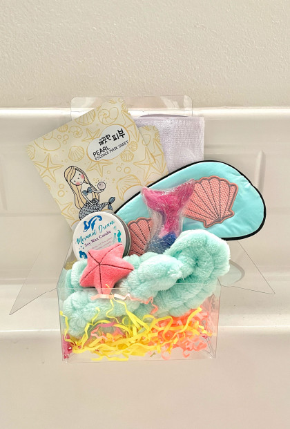 Mermaid Spa Gift Box