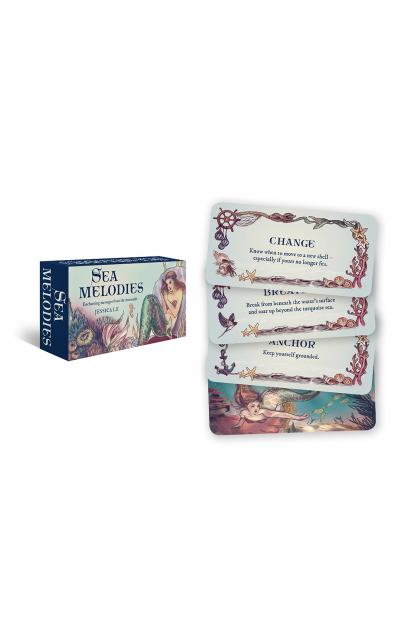 Sea Melodies Mermaid Guidance Deck