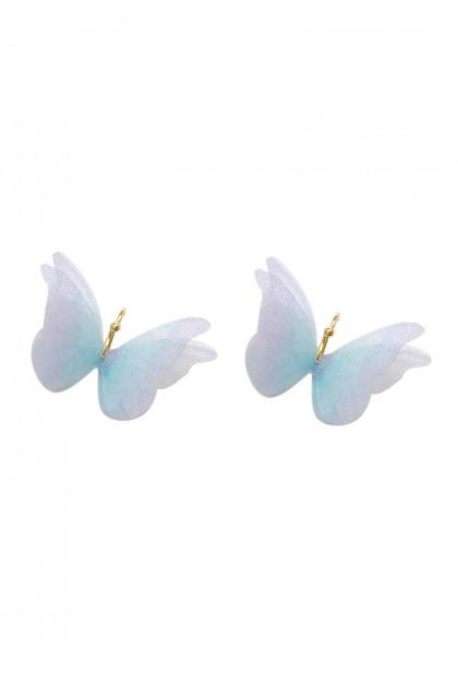 Spring Daydream Butterfly Earrings