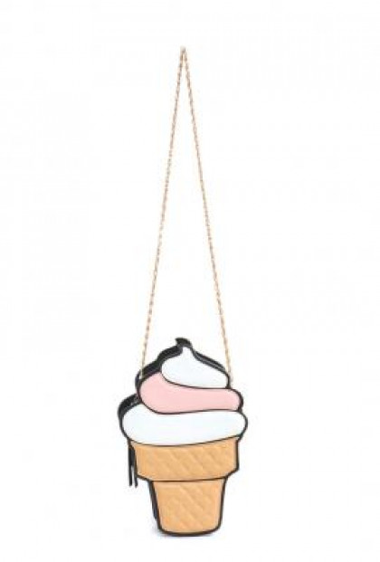 Ice Cream Crossbody Purse