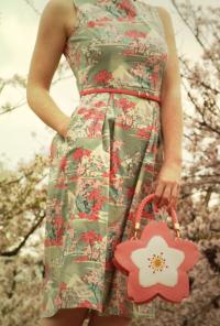 Hanami Cherry Blossom Dress