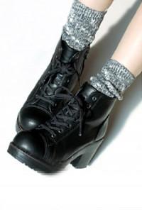 Hipster-Neccessity-Chunky-Knit-Heathered-Boot-Socks
