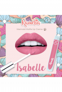 Mermaid Matte Lip Crème in Isabelle