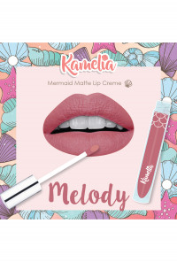 Mermaid Matte Lip Crème in Melody