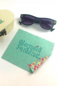Mermaid Eyes Mermaid Tail Sunglasses