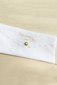 see shell seashell mermaid sunglasses pouch