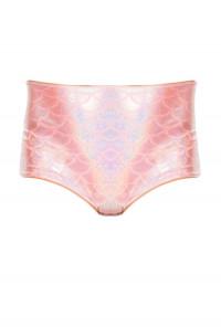 mermaid scale swim shorts