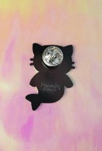 Mermaid Luna Sailor Moon Enamel Pin