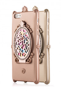 Rose Gold Magic Mirror iPhone 6 Case