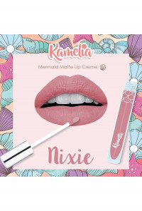 Mermaid Matte Lip Crème in Nixie
