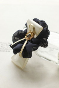 Noble Admiralty Nautical Hair Barrette