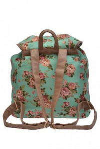 Slouch Mint Backpack