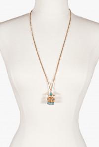 Carousel Pendant Necklace