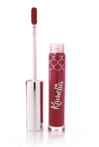 Mermaid Matte Lip Crème in Ruby