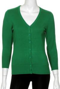 emerald green cardigan