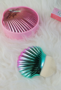 Mermaid Seashell Makeup Brush