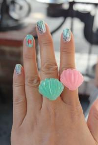seashell ring