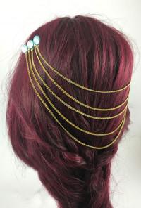 Mermaid Scale Hair Chain
