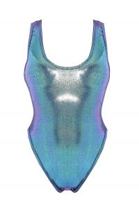 Spellbound Siren Holographic One Piece Swimsuit