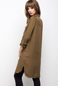 military trench jacket