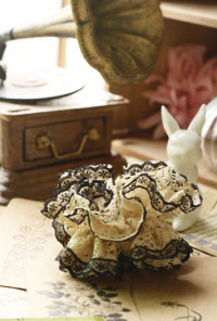 Hair Tie - Victorian Tales Lace Hair Tie