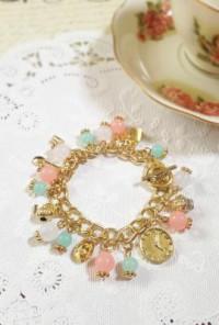 Bracelet - Tea Time Charm Bracelet