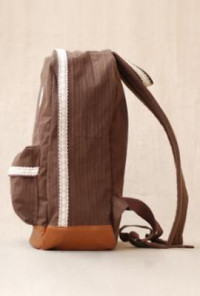 Mocha Backpack