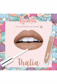 Mermaid Matte Lip Crème in Thalia