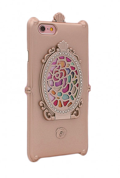 iPhone Case - Magic Mirror iPhone 6 Case in Rose Gold