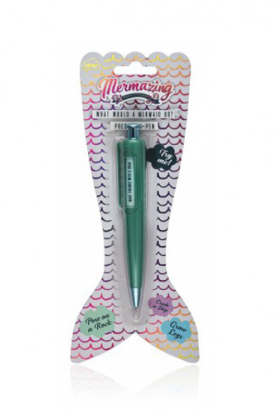 Pen - What Would A Mermaid Do Pen