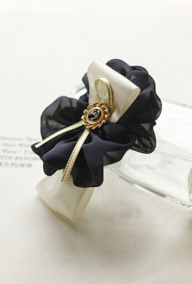 Barrette - Noble Admiralty Nautical Hair Barrette