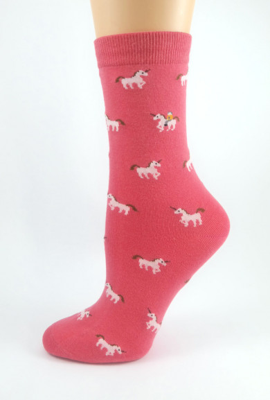 Socks - Unicorn Magic Print Socks