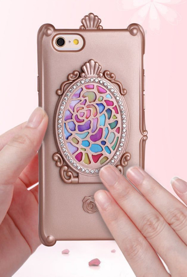 mirror iphone case iphone magic mirror iphone 6 in gold 3118