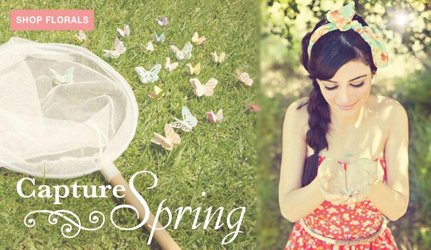 Shop Spring Florals