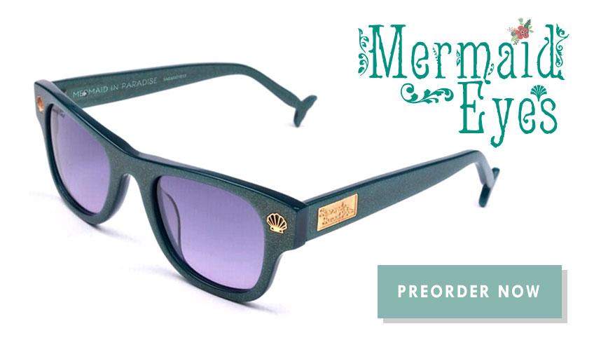 Mermaid Eyes Sunglasses