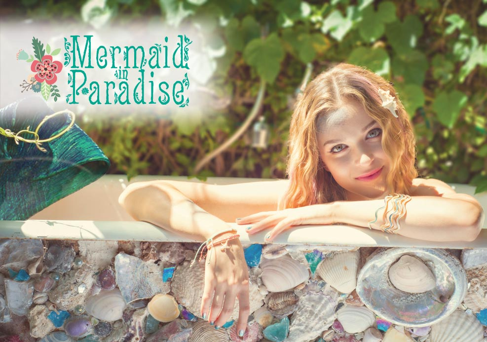 Mermaid in Paradise